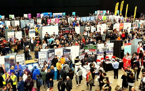 Manufacturers take stage at Leeds apprenticeship fair