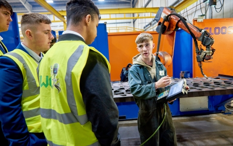 Make UK calls for shake up of levy as pandemic takes toll on apprenticeship starts