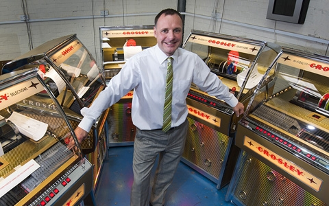 Jukebox business booming in Yorkshire