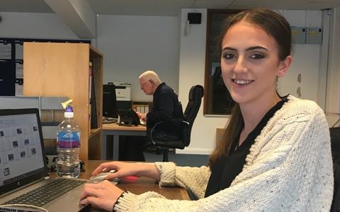 MPM apprentice Jessica Sugden shares her story