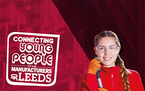 Join us at Leeds Manufacturing Festival LIVE on 4 October