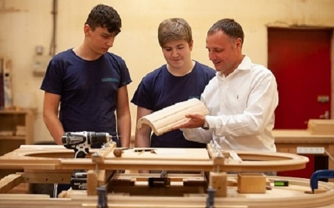 Sound Leisure pairs with Leeds Manufacturing Festival to launch apprenticeship scheme
